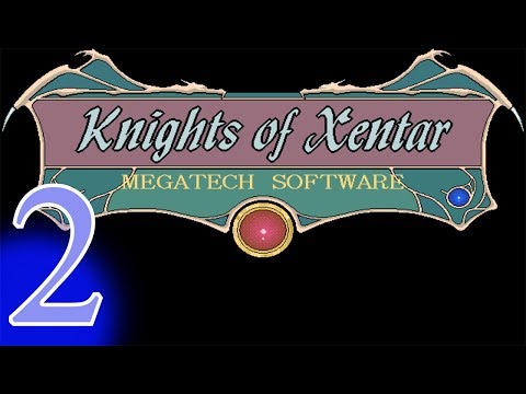 [PC] Knights of Xentar / Dragon Knight III (RUS) ϟ Part 2