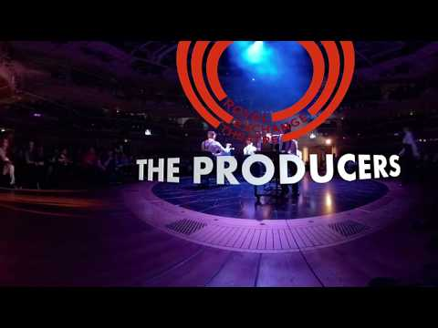 'I Wanna Be A Producer' In 360º | THE PRODUCERS At Royal Exchange Theatre
