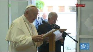 Przemówienie papieża Franciszka wygłoszone podczas spotkania z imigrantami w Rabacie