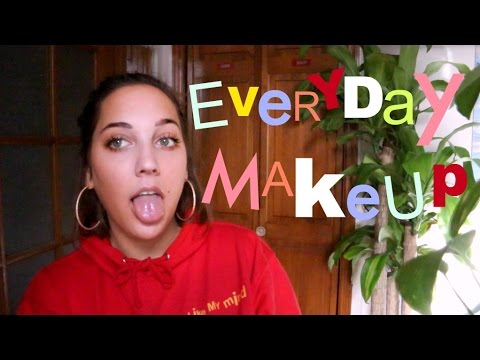 Chit Chat Get Ready w Me! Big Lexdog! | Everyday Makeup Routine 2017