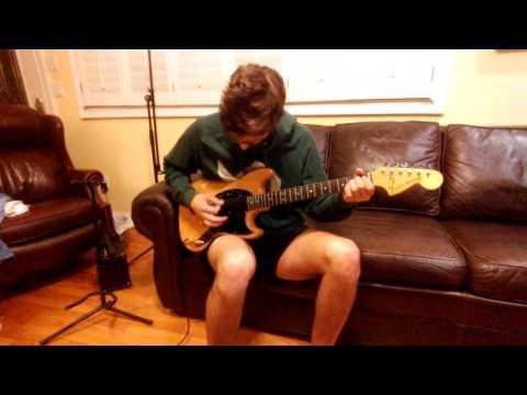 Rich Irvin Fender Mustang