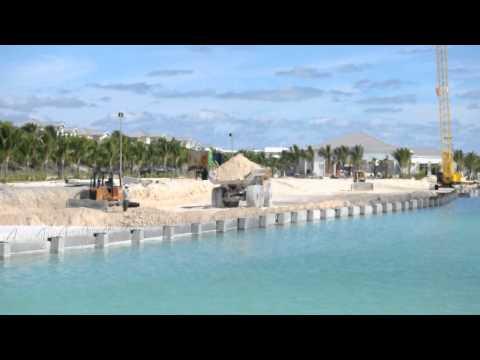 Resorts World Bimini Hotel Construction Bimini Bay