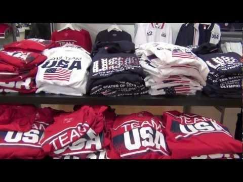 London 2012 Summer Olympics Merchandise