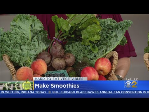 Utilizing Overlooked Vegetables From Smoothies To Salads