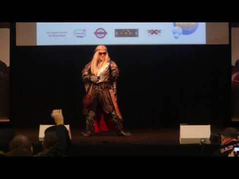 related image - Paris Manga 22 - Concours Cosplay Dimanche - 10 - Le Hobbit - Thrandhuil