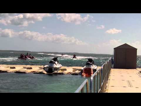 Leaving Out On The Jet Skis - www.leeamorgan.com