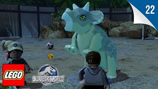 LEGO Jurassic World | #022 | Petting Zoo Football