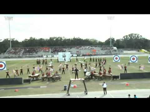 Middleburg high school marching band 2011 State