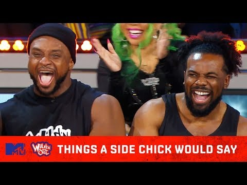 WWE's The New Day, Tarik Cohen, Ted Ginn Jr. & More ???? Wild 'N Out