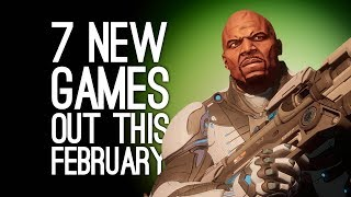 7 New Games Out In February 2019 For Ps4, Xbox One, Pc, Switch