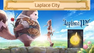 Hidden Quests and Items Location in Laplace City | Laplace M(Tales of WInd)