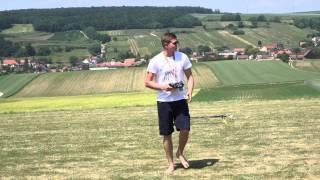 Patrick Schwarz Trex 700 L Dominator