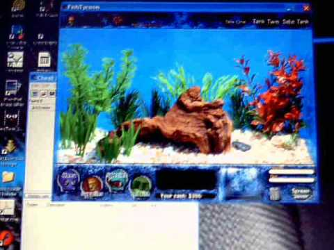 HOW TO GET FREE MONEY ON FISH TYCOON!!!