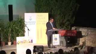 Diada Nacional de Catalunya 2014 a Calafell