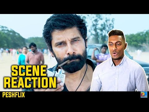 Sketch Mass Scene Reaction | Vikram | PESHFlix Entertainment