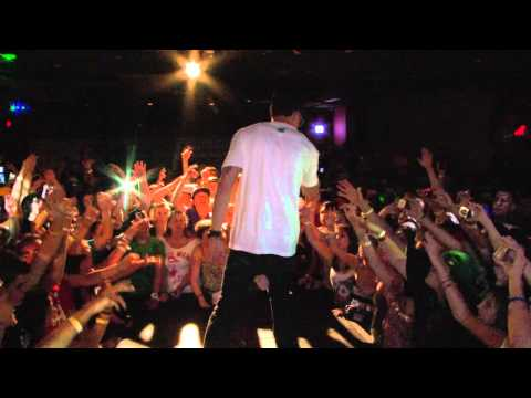 Chris Webby Live at MaxCap (Part 1)