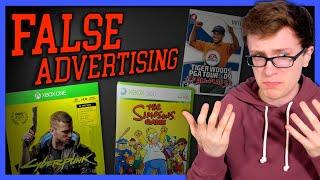 False Advertising - Scott The Woz