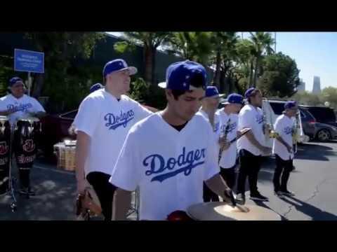 Banda La Maravillosa- En Vivo desde Dodger Stadium