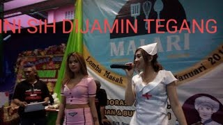 Biduan Gede & Sexy Goyang Ngebor Dijamin Hot Tegang