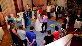 Завершающий танец и клятва молодоженов  Банкет  Свадьба Алексей и Светлана 15 07 2017