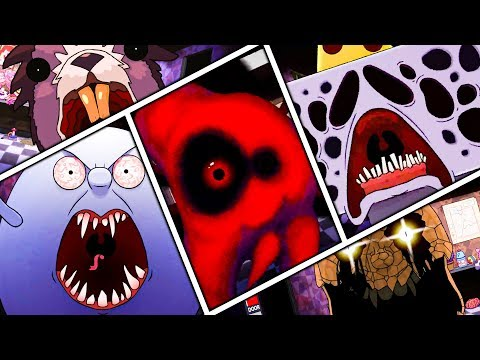 One Night at Flumpty's All Jumpscares