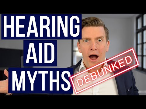 7 Myths about Hearing Aids and Hearing Loss  – Debunked! Answered: Do I Need Hearing Aids?