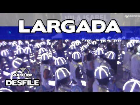 Vila Isabel 2017 - Largada - Desfile