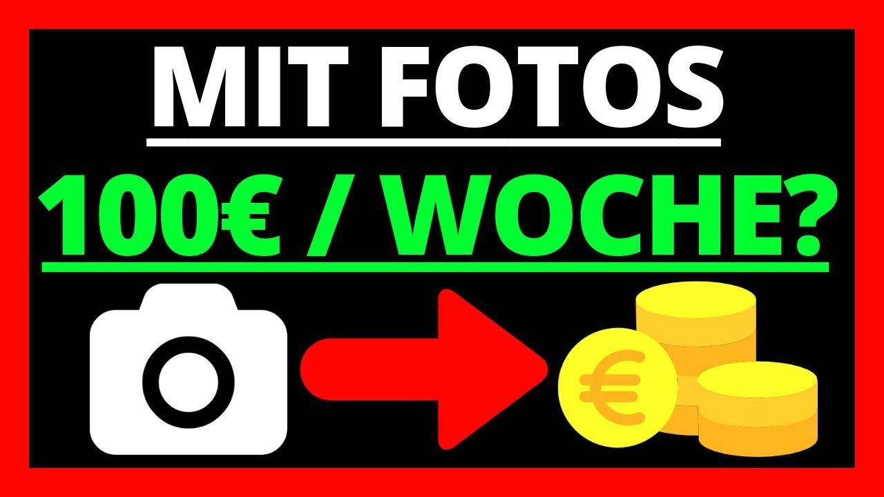 Geld Verdienen Mit Fotos Verkaufen