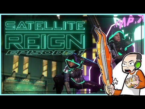 Satellite Reign CoOp with Friends - Episode 1 - (Multiplayer