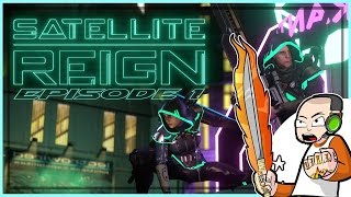Satellite Reign CoOp with Friends - Episode 1 - (Multiplayer Gameplay)