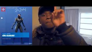 Fortnite Big Shaq Emote - 2+2=4 (Season 5 Battle Pass)