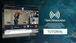 Einfach streamen & aufnehmen mit XSplit Broadcaster | Das Große Tutorial
