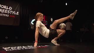 DAZN World Freestyle Masters - Top16 Brynjar vs Pwg