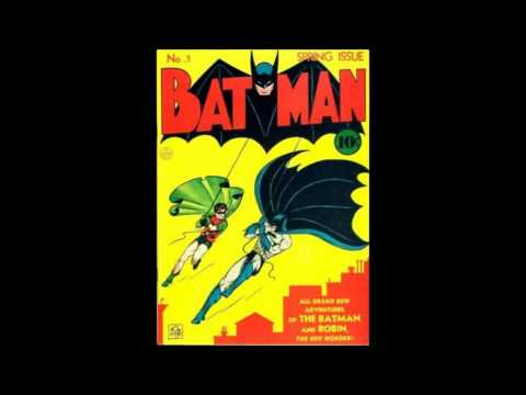 Batman #1 Radio Drama .wmv