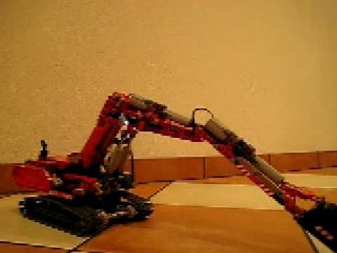8294 lego technic moc 6 motor umbau power function youtube. Black Bedroom Furniture Sets. Home Design Ideas