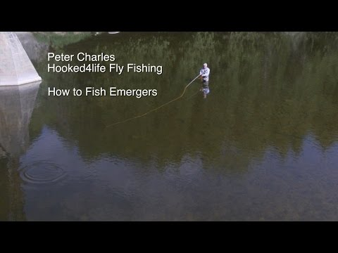 How To Fish Emergers For Trout