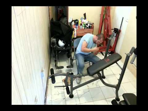 impex weight bench manual
