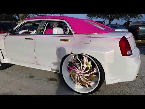 Riding Big Car Show 2017 - Orlando Florida Hip Hop & Classic Cars