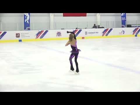 Юношеские соревнования по фигурному катанию на коньках «Кубок ДЮСШ «СТЕРХ»
