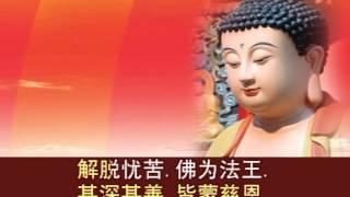 《大乘无量寿庄严清净平等觉经》女声读诵 2/4