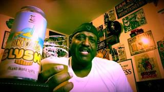 450 North Pina Colada Slushy Beer Review