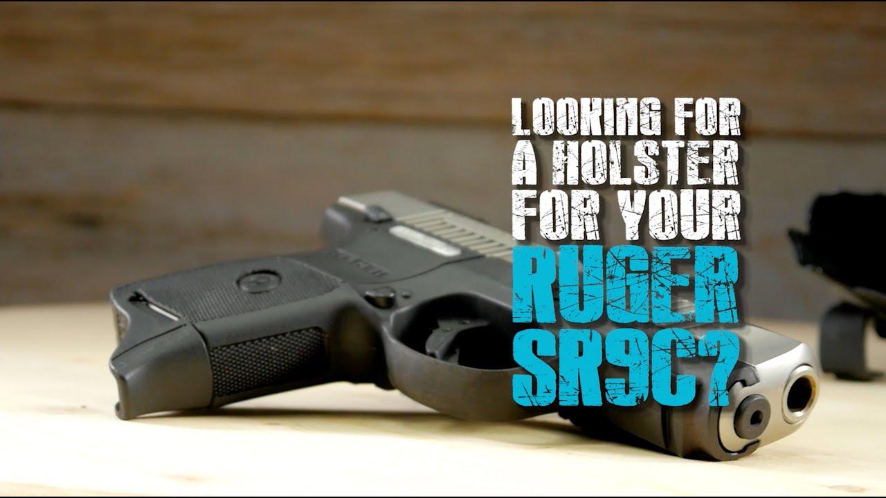 Vedder LightTuck - SR9c - Best Concealed Carry Holster