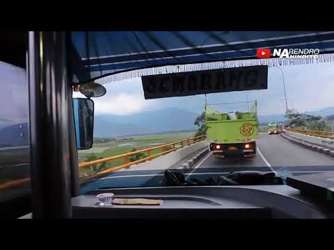 MELEBIHI EKSPEKTASI!! Trip Report naik Bus DAMRI Semarang—Yogyakarta