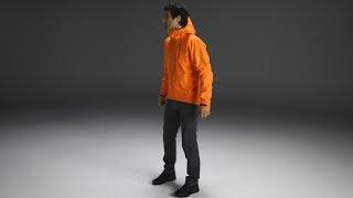 Arc'teryx - Alpha FL Jacket Men's - Beacon