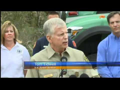 Weather shift could limit fire season