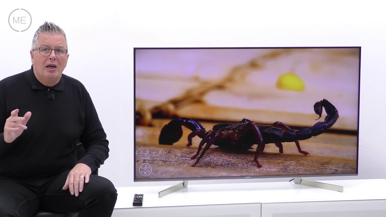 Sony Xf90 Series Kd55xf9005bu 55 4k Hdr Ultra Hd Smart Television Review With Input Lag Testing Youtube