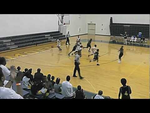 Jordan Toles Highlights From 2012 A.A.U 4th grade Nationals
