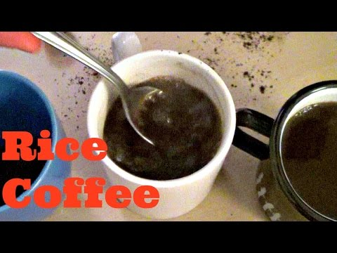 Rice Coffee Substitute Review - That's Not Coffee Ep. 2