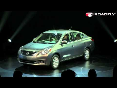Roadfly.com - 2012 Nissan Versa