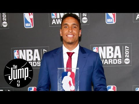 Should Joel Embiid Have Won Rookie Of The Year Over Malcolm Brogdon? | The Jump | ESPN